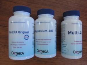 Supplementen Health Box