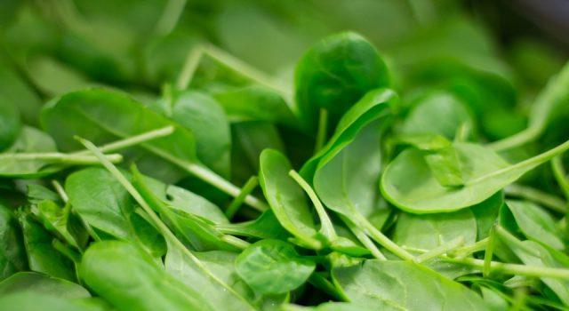 spinazie gezond