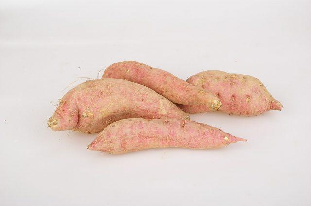 zoete aardappel gezond