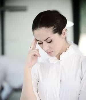 vrouw overgangssymptomen