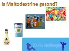 maltodextrine bijwerkingen