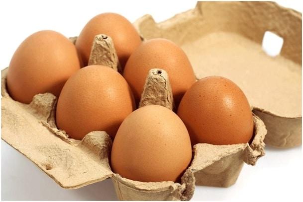 eieren doos