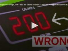 calorieteller loopband