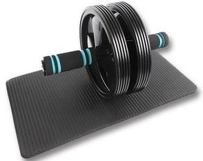 buikspiertrainer- Ab Wheel