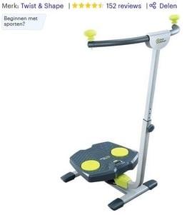 Buikspiertrainer_ twist and shape