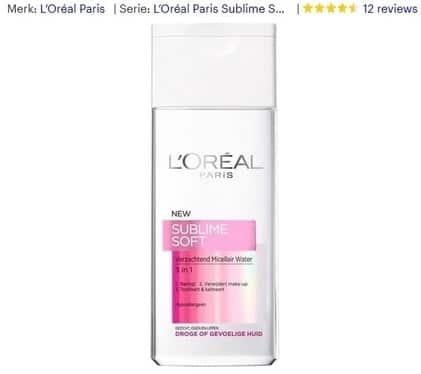 Gezichtsreiniger_L'Oréal Paris Skin Expert