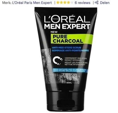 Gezichtsreiniger L'Oreal Paris Men Expert