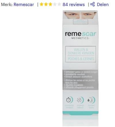 Remescar_ oogcreme