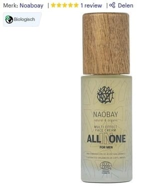 dagcreme Naobay
