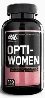 multivitamine voor vrouw