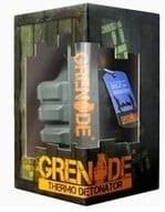 Grenade Fatburner afslankpil